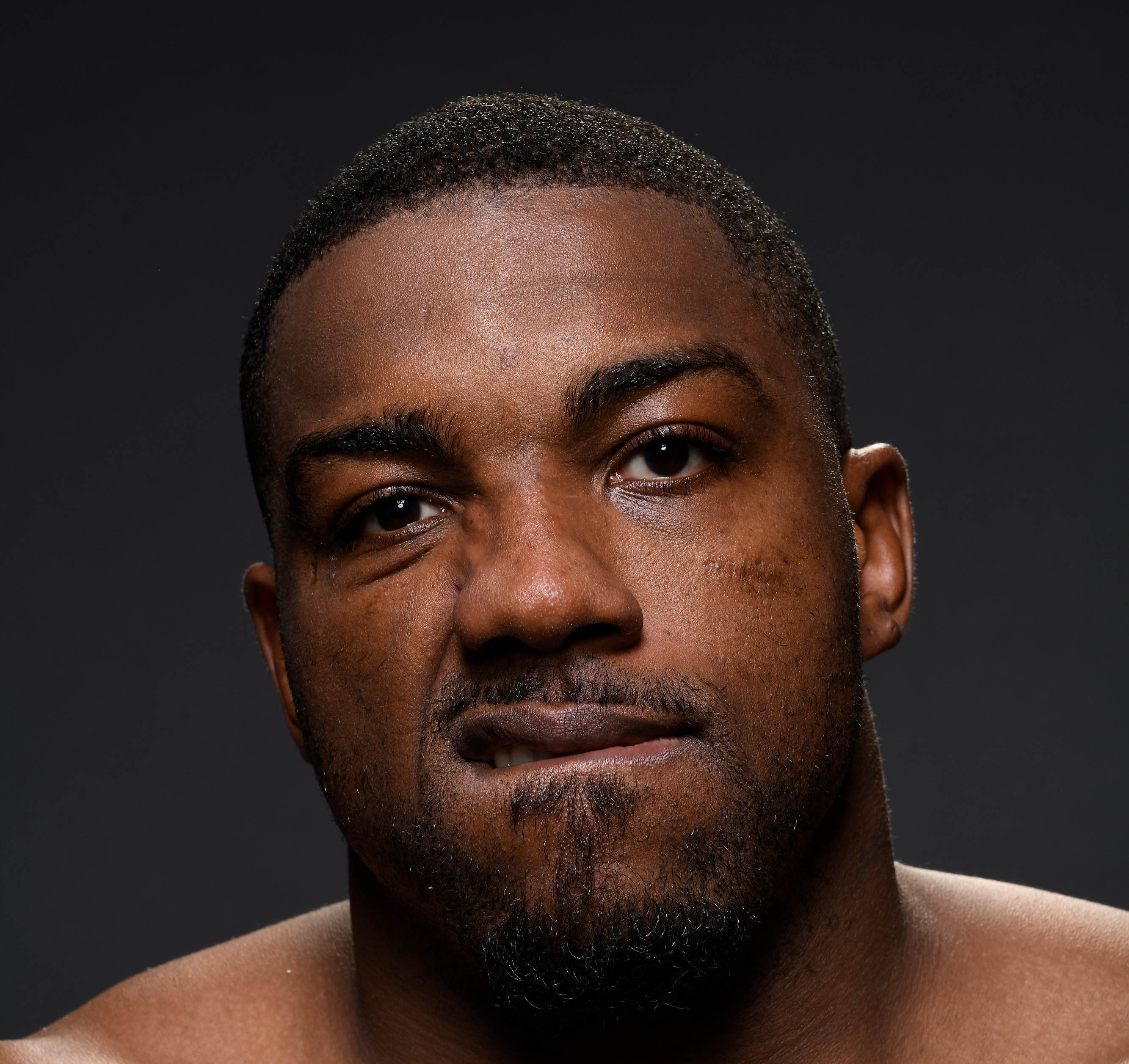 Walt Harris (Photo By Mike Roach/Zuffa LLC)