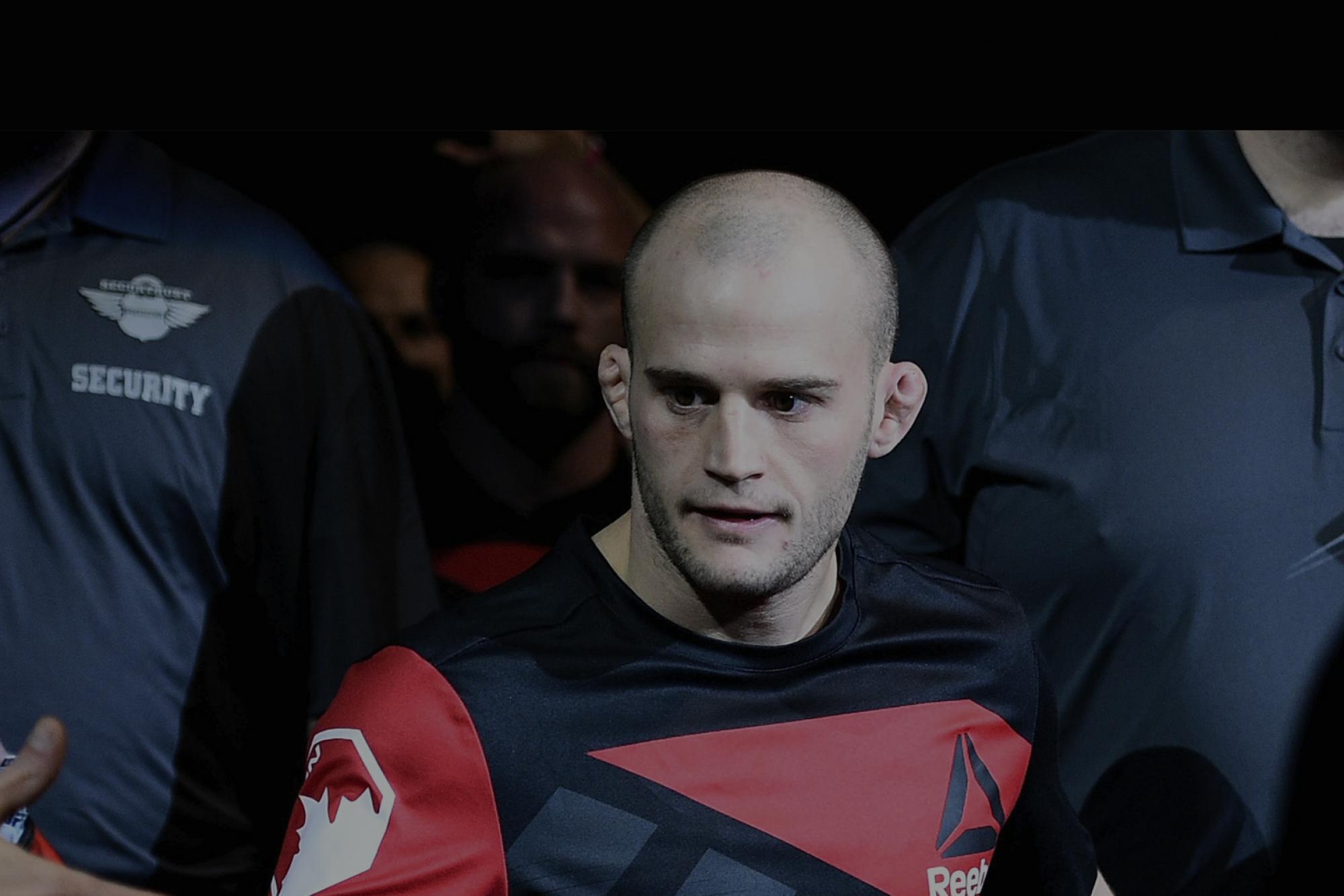 Tim Gorman gör UFC-debut mot Mitch Gagnon på TUF Nations