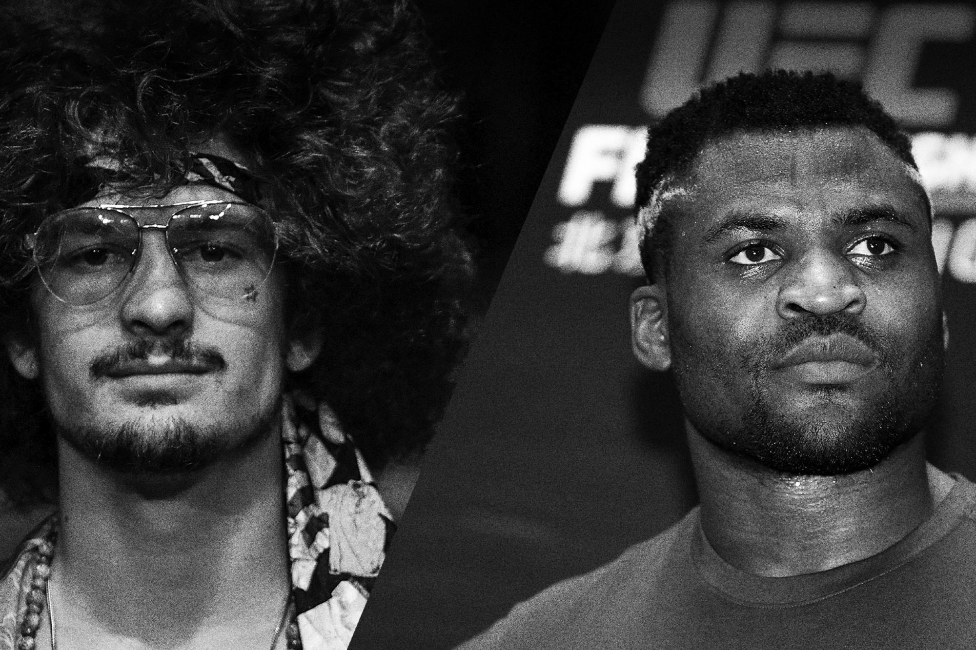 Unfiltered Episode 300: Sean O'Malley and Francis Ngannou