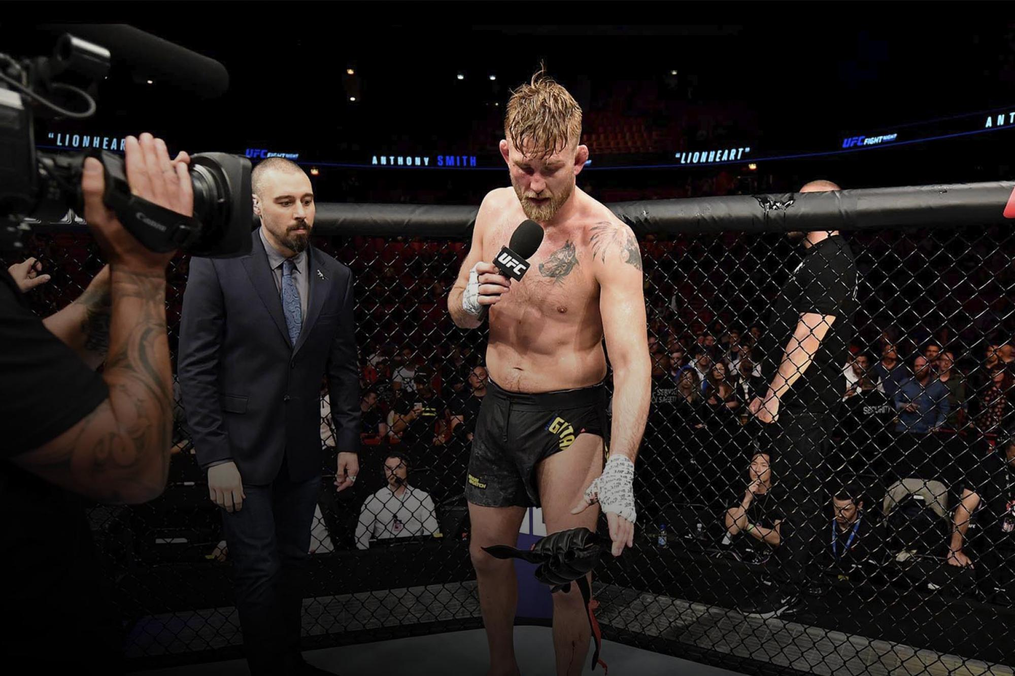 Gustafsson Leaves Elite Light Heavyweight Legacy