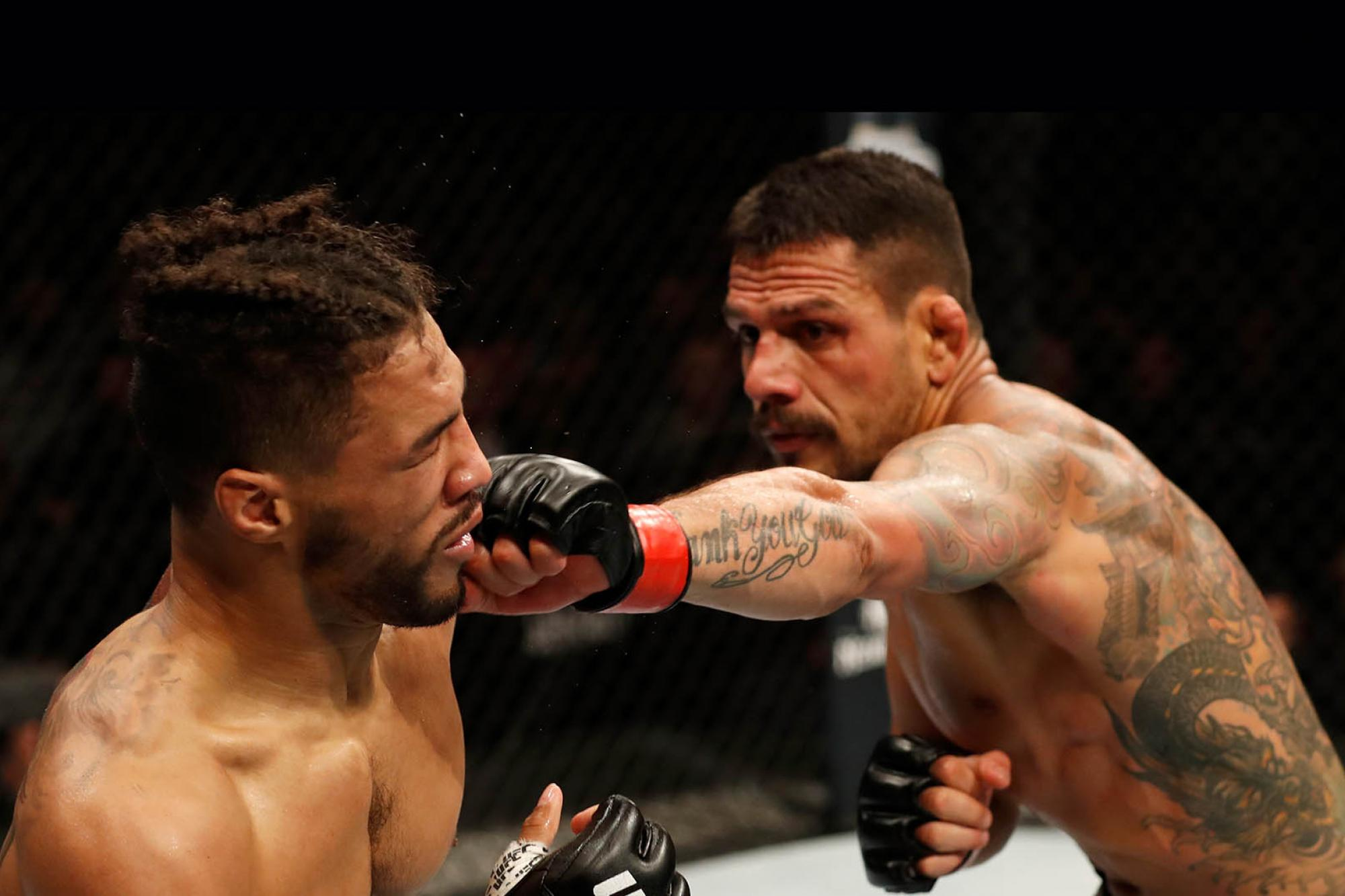 "Rafael Dos Anjos: ""I Can Beat Anybody"""