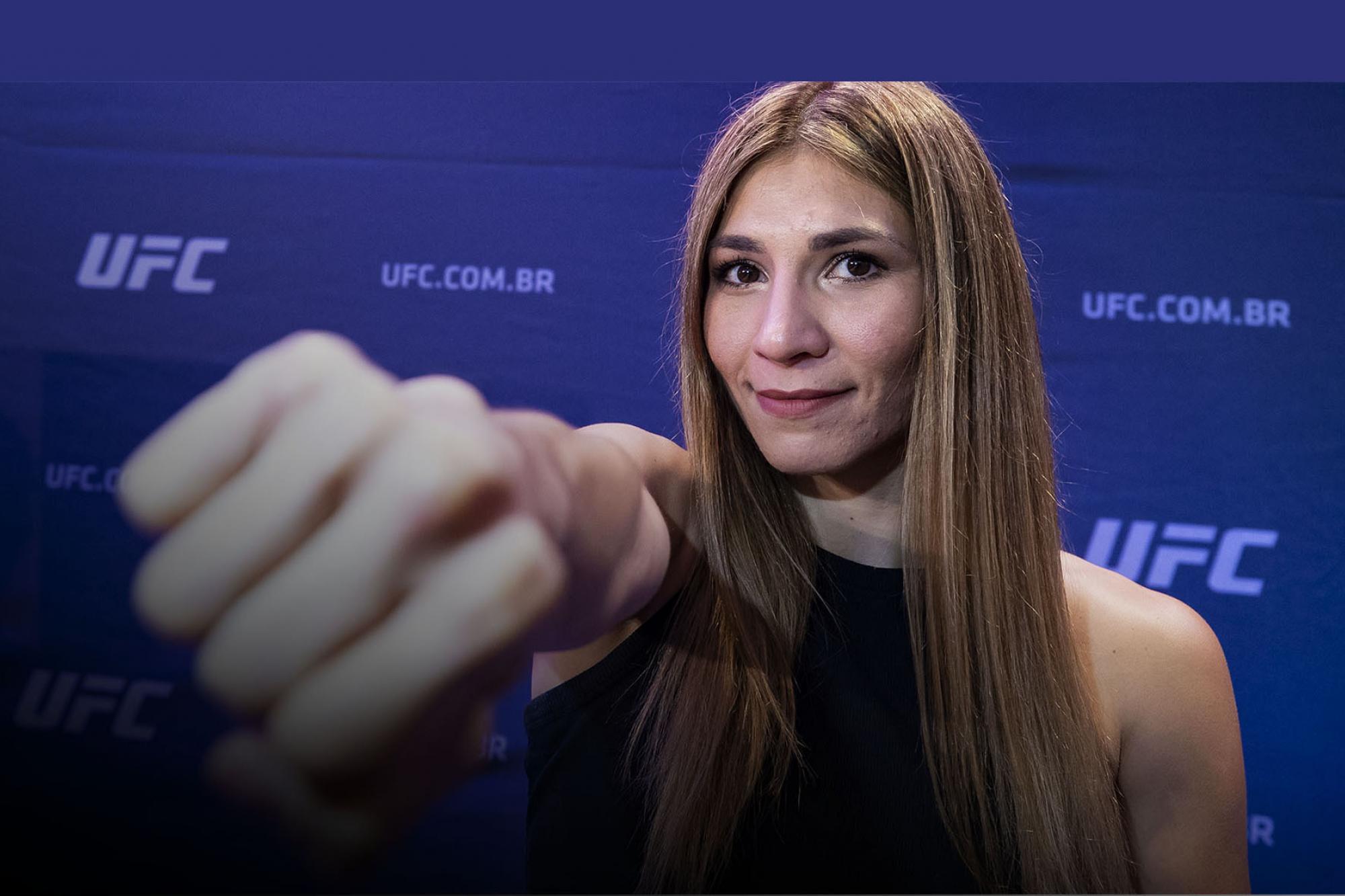 Aldana Plans To Become Bantamweight's True Contender