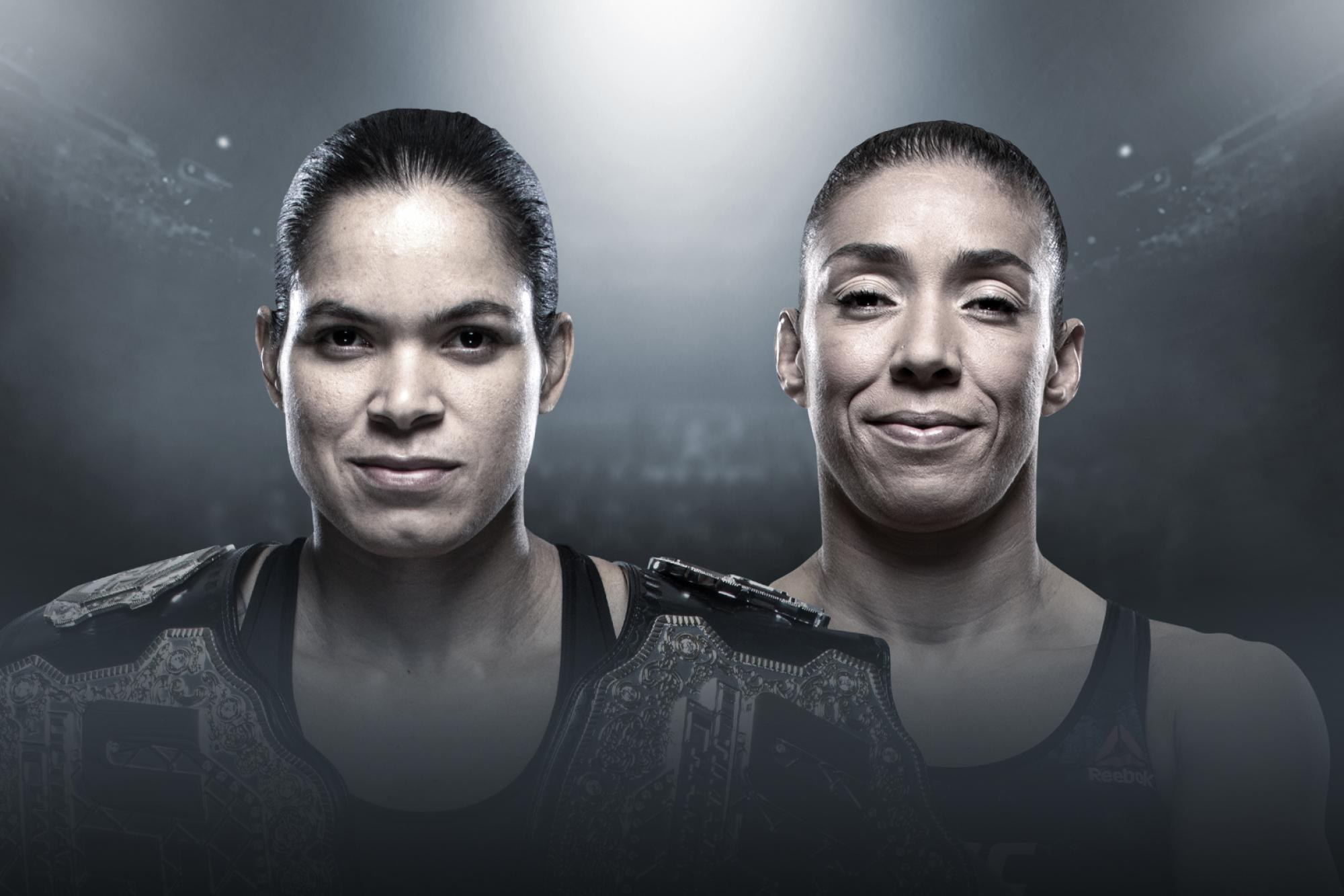 Amanda Nunes, GDR Rematch Set For UFC 245