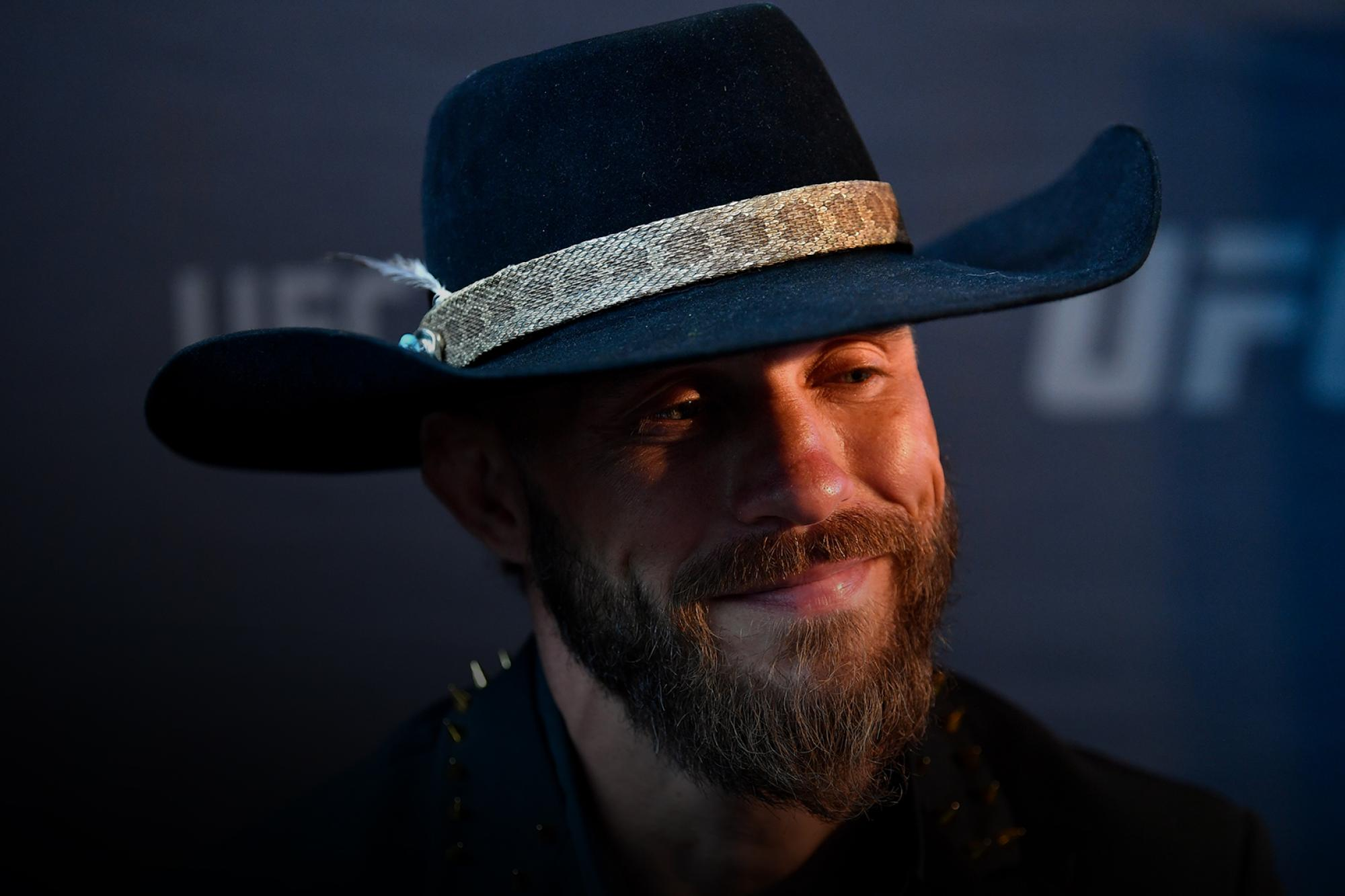 "Five Questions With ""Cowboy"" Cerrone"