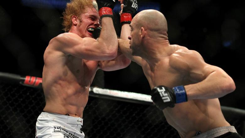 UFC 124: Riddle vs. Pierson