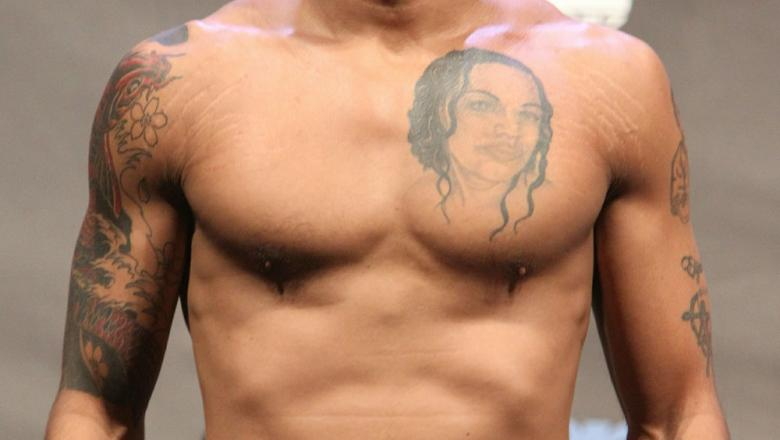 UFC 127 Weigh-in: Jorge Rivera