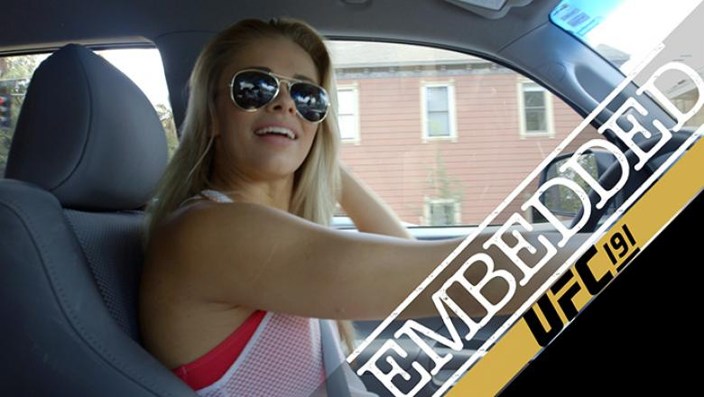 UFC 191 Embedded Episode 2 Texted