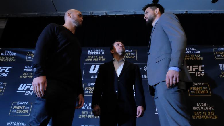 Robbie Lawler vs Carlos Condit