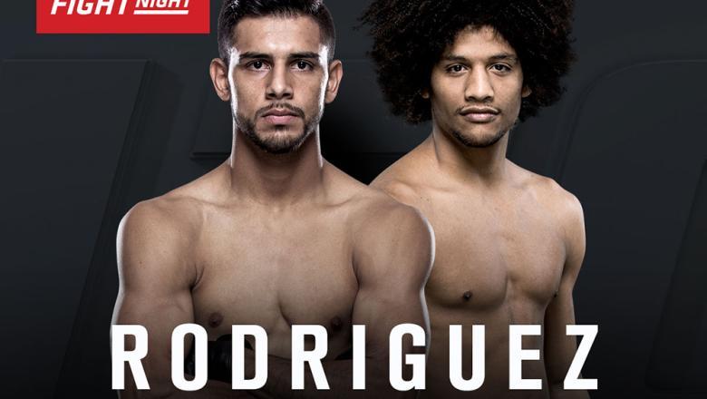 Yair Rodriguez vs Alex Caceres