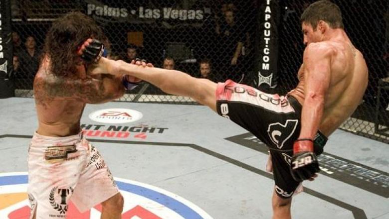 The Ultimate Fighter Finale Diego Sanchez vs Clay Guida