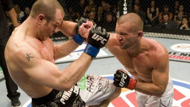 The Ultimate Fighter Finale Chris Lytle vs Kevin Burns