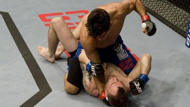 UFC 101 George Sotiropoulos vs George Roop