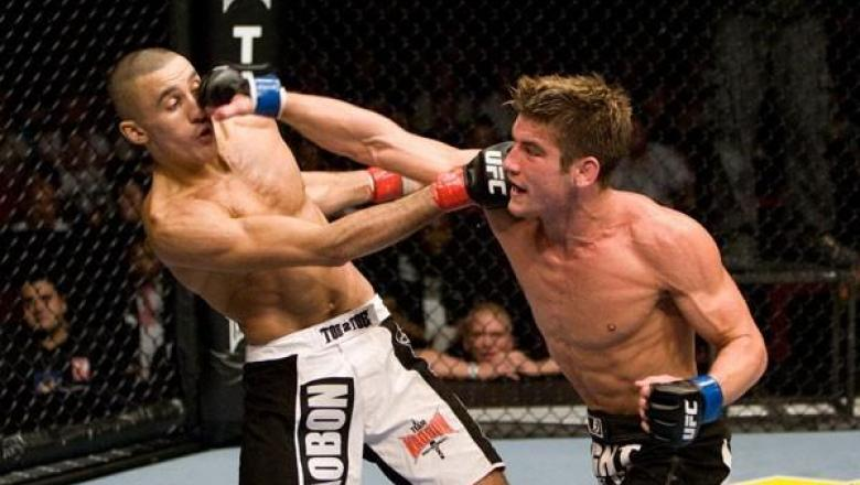 UFC 89 Terry Etim vs Sam Stout