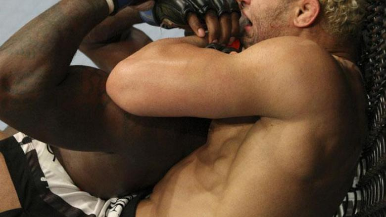 UFC 106 Josh Koscheck vs Anthony Johnson