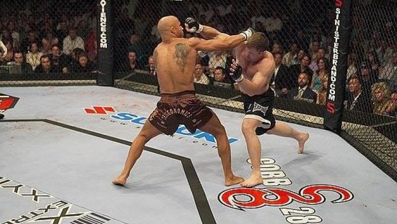 UFC 52 Event Hughes vs. Trigg