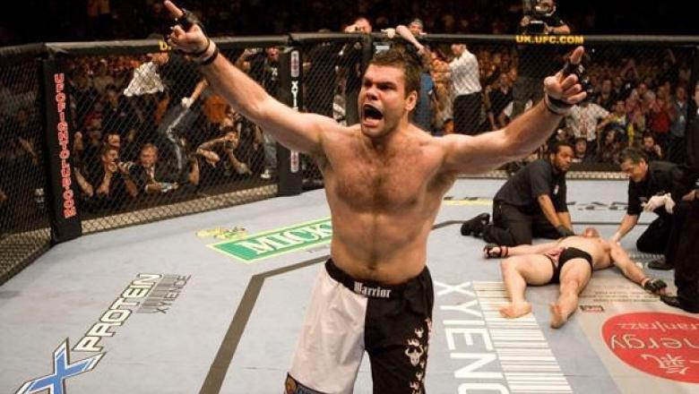 UFC 70: Nations Collide Gabriel Gonzaga