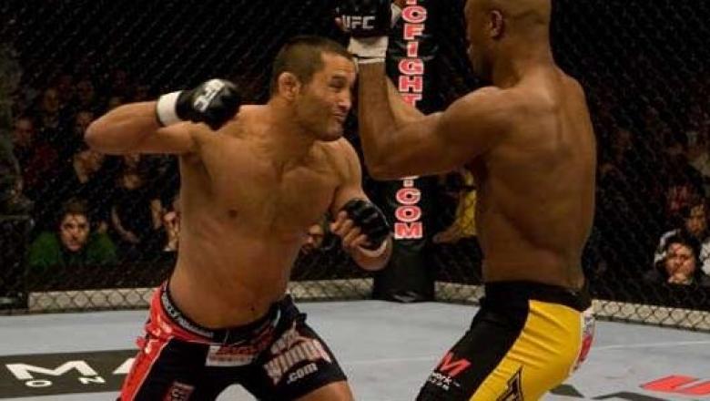 UFC 82 Anderson Silva vs Dan Henderson
