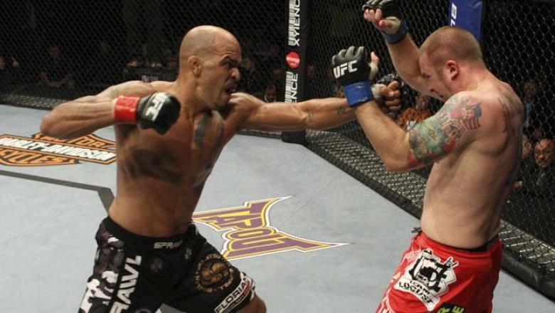 UFC 104 Jorge Rivera vs Rob Kimmons