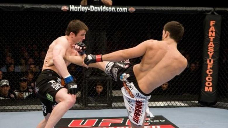 UFC 95 Demian Maia vs Chael Sonnen