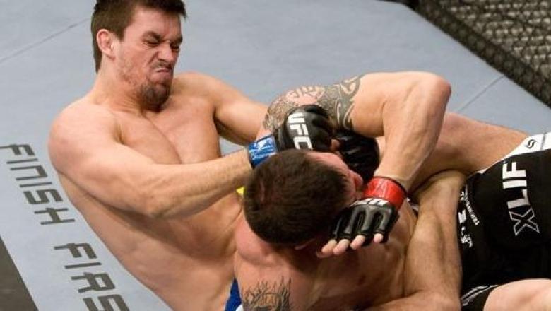 UFC 91 Demian Maia vs Nate Quarry