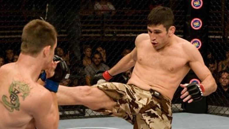 The Ultimate Fighter Finale Amir Sadollah vs CB Dollaway