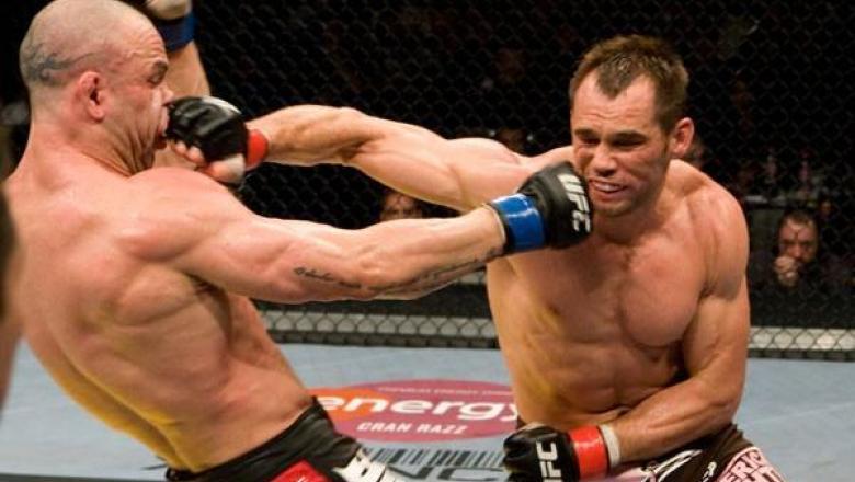 UFC 99 Rich Franklin vs Wanderlei Silva