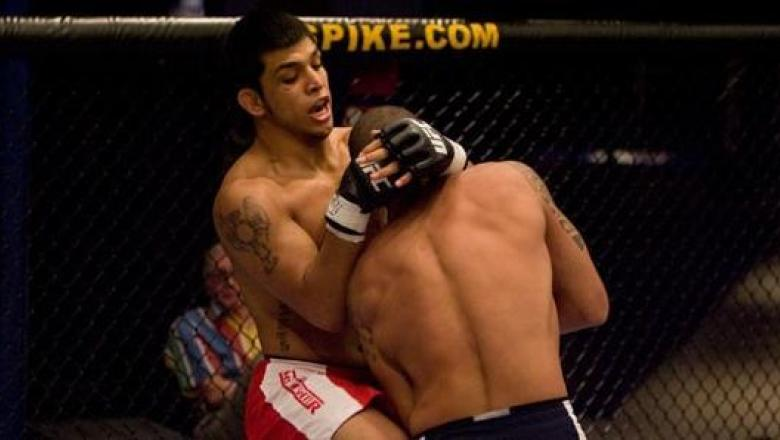 The Ultimate Fighter Episode 04 Efrain Escudero vs Shane Nelson