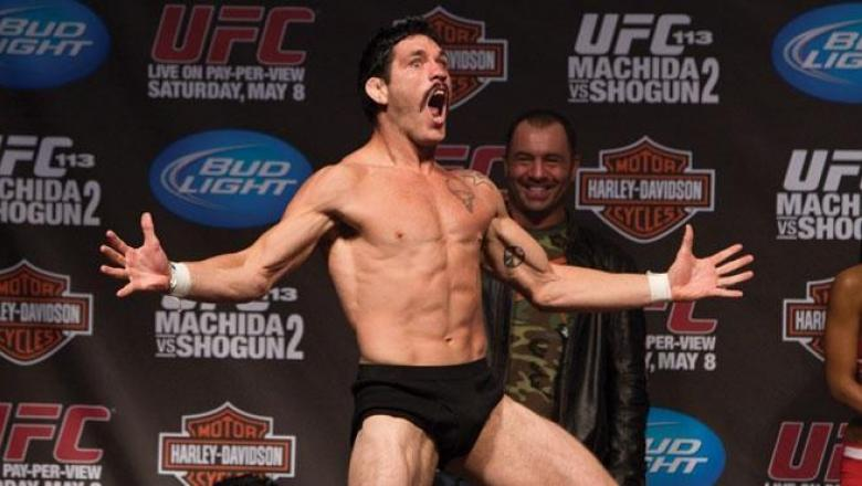 UFC 113 Weigh-In Tom Lawlor