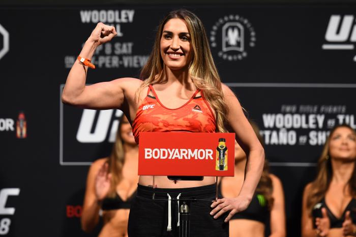 UFC 228 Weigh-in