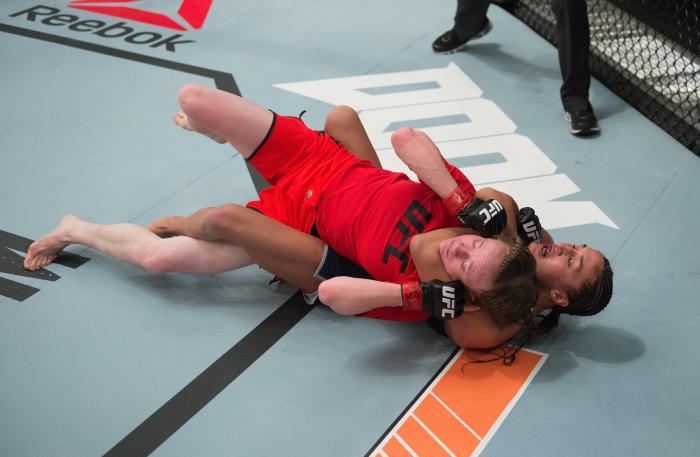 The Ultimate Fighter: Team Joanna vs Team Claudia