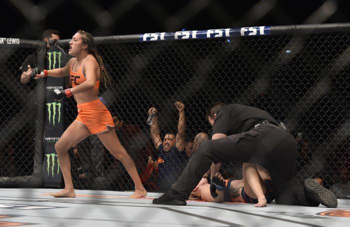 The Ultimate Fighter Finale: Suarez v Cooper