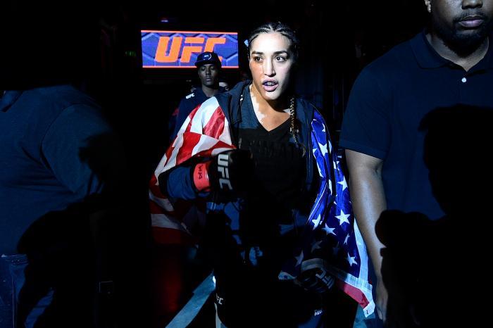 UFC Fight Night: Suarez v Pereira