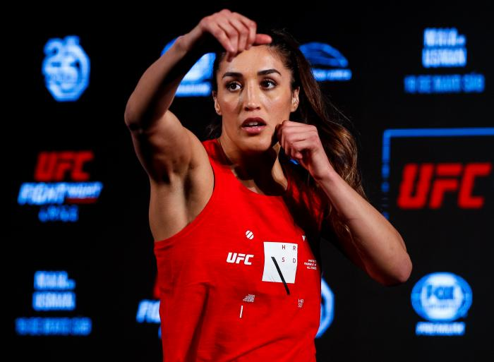 UFC Fight Night Maia vs Usman: Open Workouts
