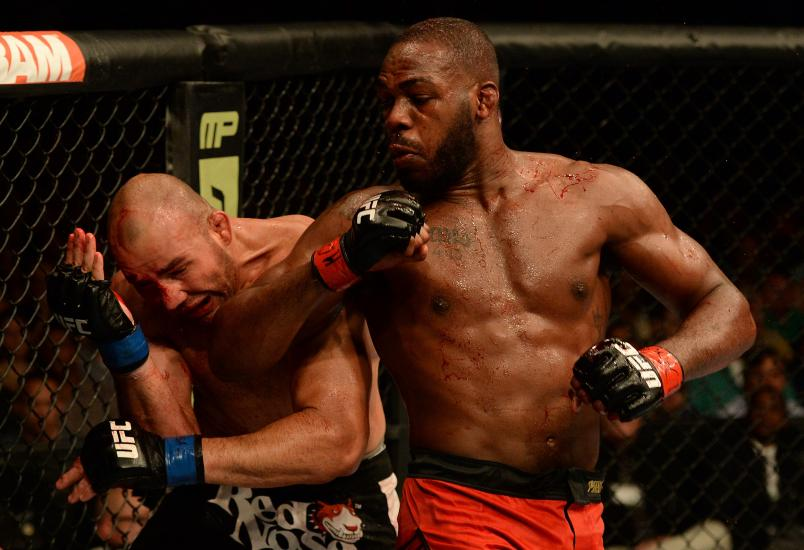 2014 - UFC 172 - Jon Jones x Glover Teixeira