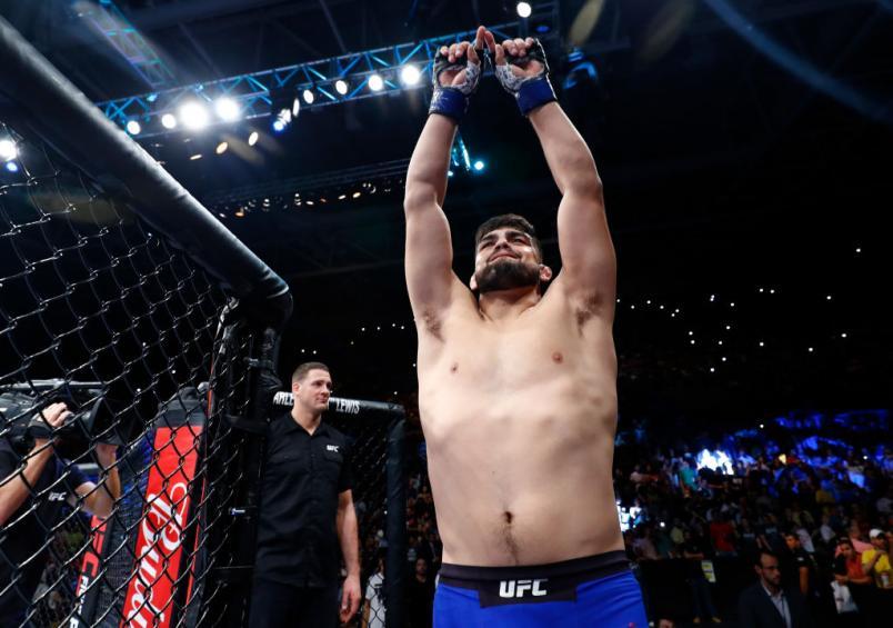 Kelvin Gastelum - UFC Fight Night: Belfort v Gastelum