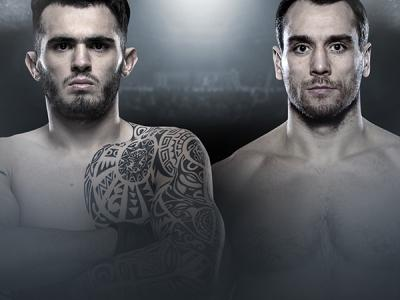UFC Uruguay Laureano Staropoli vs Alexey Kunchenko THUMBNAIL