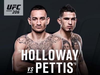 Max Holloway vs Anthony Pettis