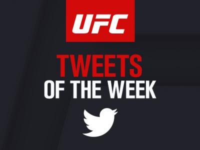 UFC Tweets of the Week