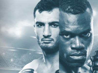 Gegard Mousasi vs Uriah Hall