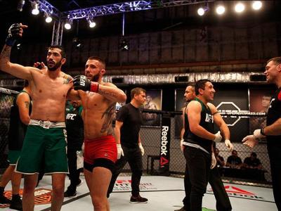 John Bedoya vs Marcelo Rojo - The Ultimate Fighter Latin America 3, TUF Latinoamerica 3, TUF Latam 3.