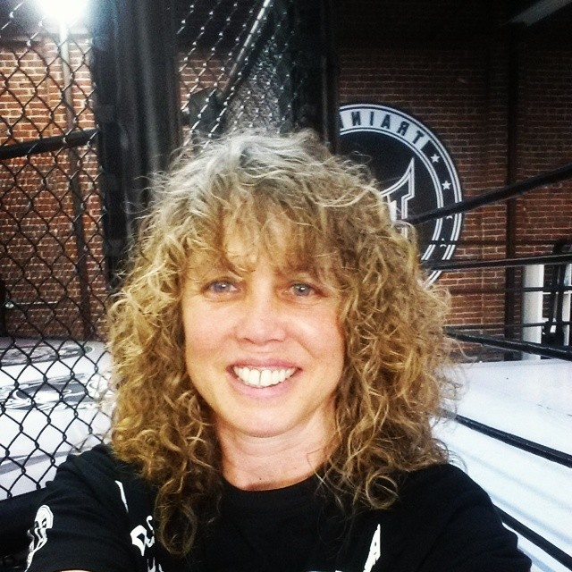 Kathy Long From Her Instagam @kathylongmma