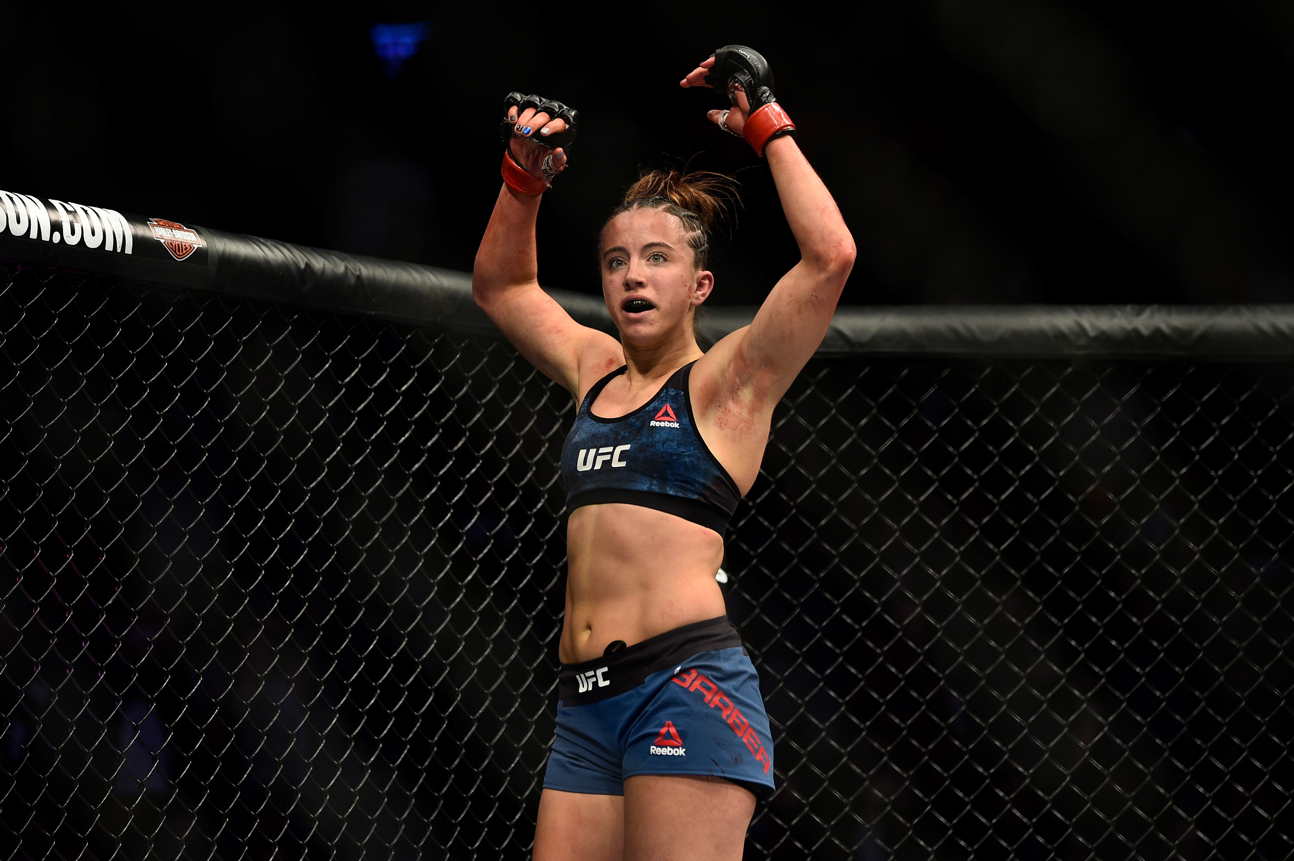 Image result for maycee barber vs alexa grasso