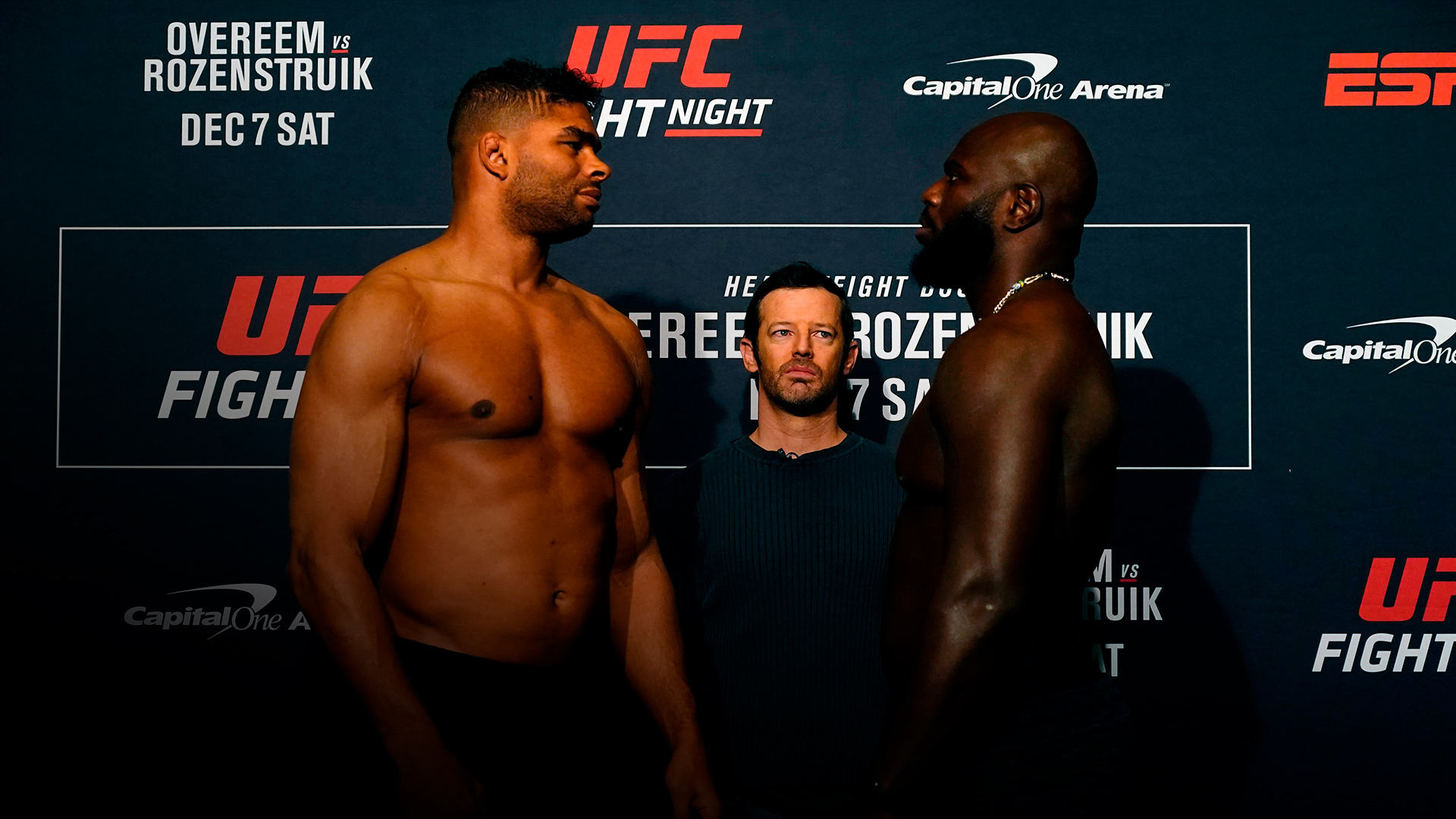 Ufc Dc Main Event Preview Overeem Vs Rozenstruik Ufc