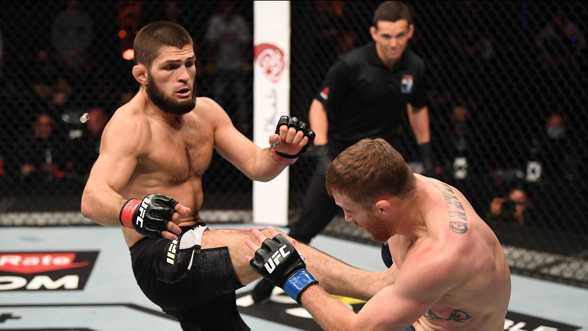 Confira os vencedores dos bônus do UFC 254