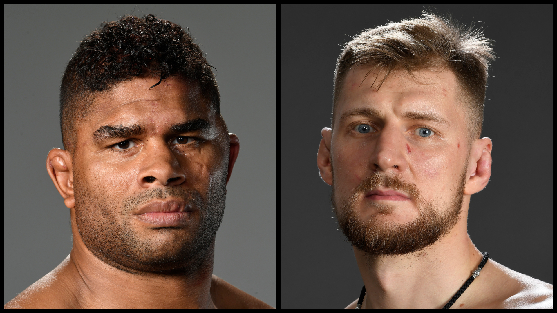 Alistair Overeem vs Alexander Volkov