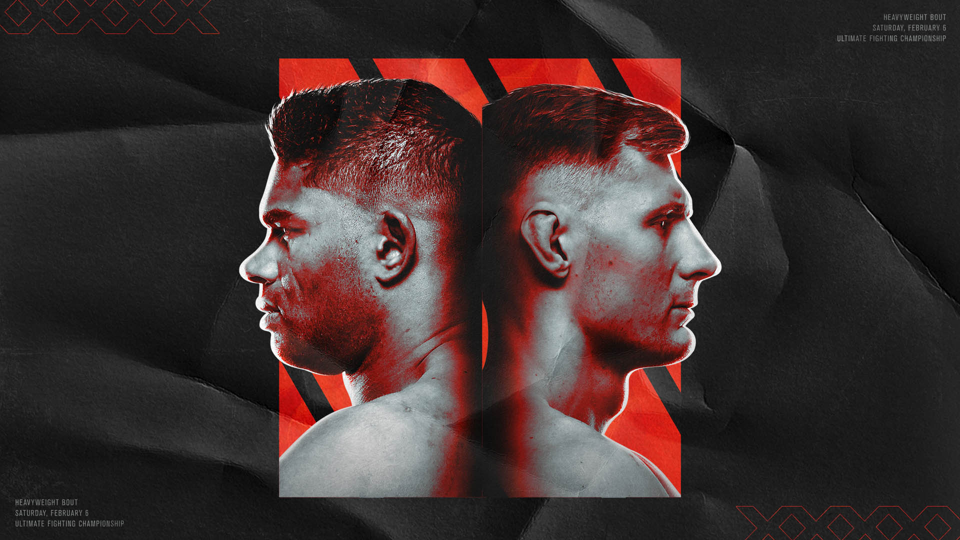 Overeem vs Volkov Event Art