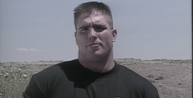 Paul Varelans UFC 6