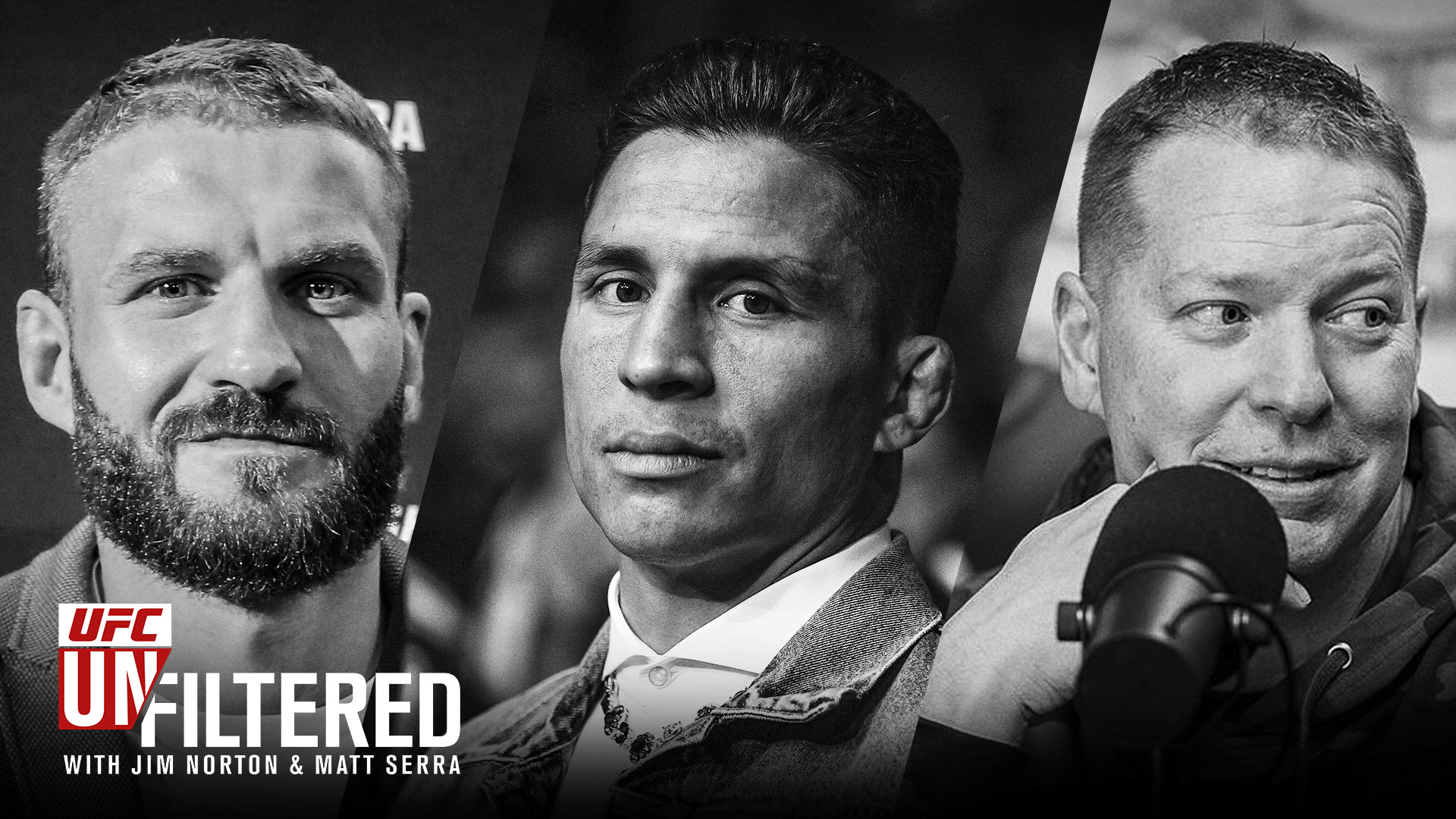 Unfiltered: UFC Light Heavyweight Champion Jan Blachowicz, Joseph Benavidez, and Comedian Gary Owen