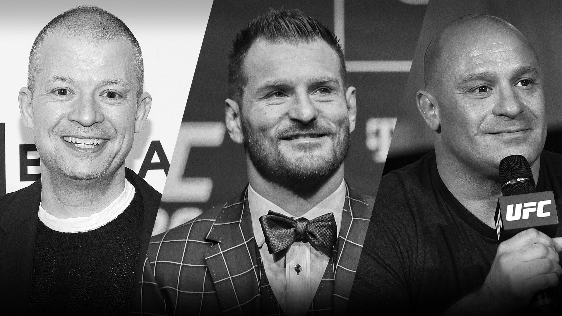 UFC Unfiltered Episode 481: Stipe Miocic