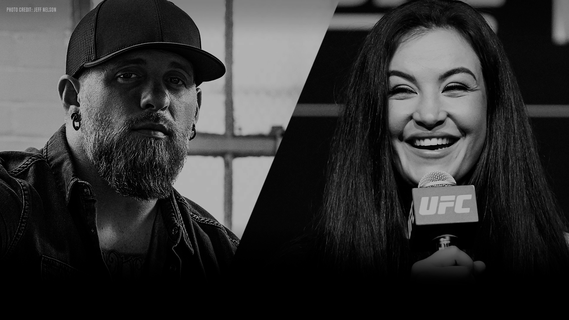UFC Unfiltered Ep 483 Featuring former UFC bantamweight champion Miesha Tate and country music superstar Brantley Gilbert